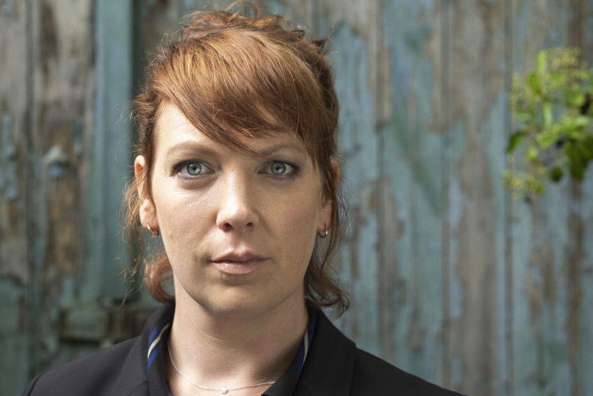 """Im neuen """"Polizeiruf 110""""-Krimi spielt die Hernerin Lina Beckmann an der Seite ihres Gatten Charly Hübner dessen Schwester Melly Voss."""