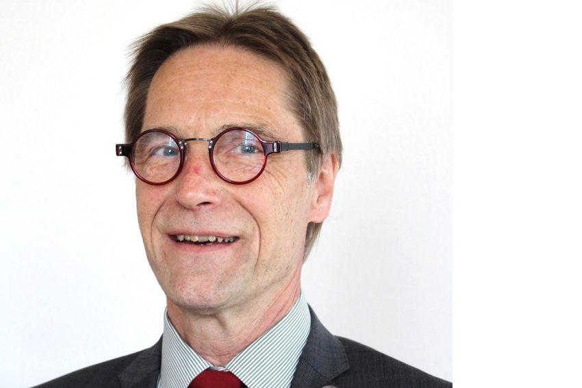 Leitender Bochumer Oberstaatsanwalt Ulrich Fritsche ist in den Ruhestand getreten. 30.4.2021