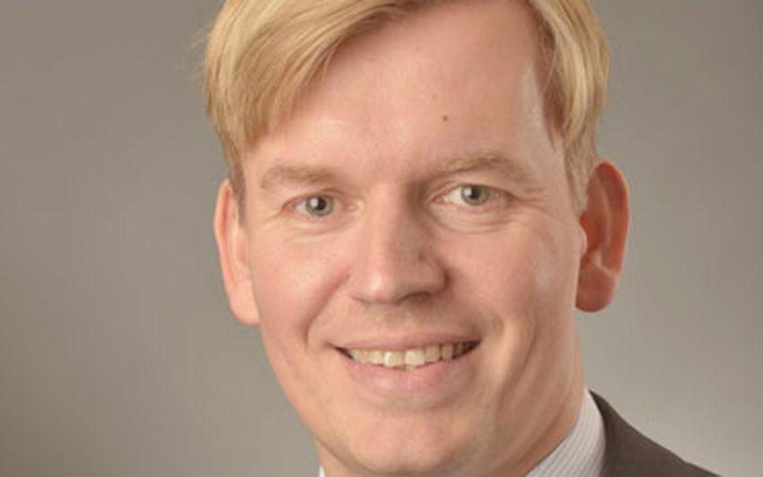 Mathias Grunert, Bezirksbürgermeister in Sodingen.