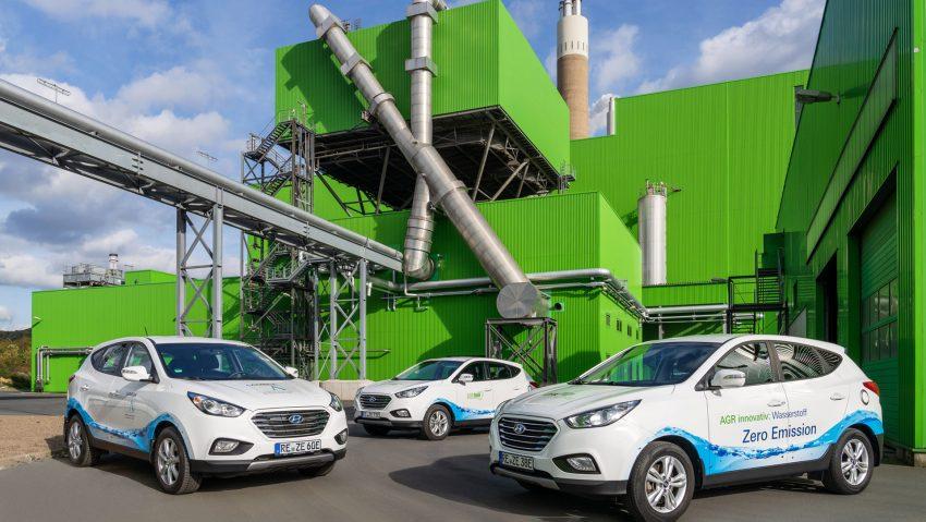 Nächster Meilenstein für AGR-Wasserstoff-Projekt: Antragseinreichung ist erfolgt