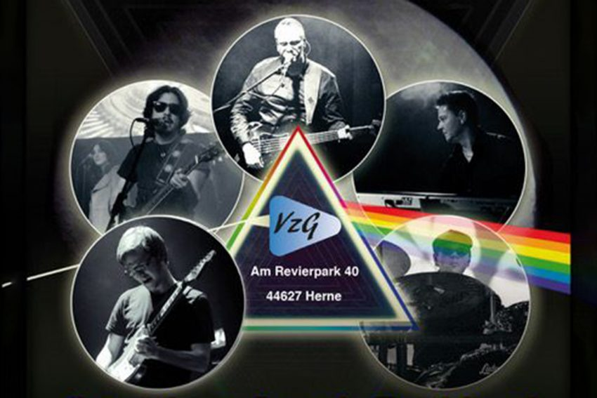 Floyd Side Of The Moon im Gysenberg.
