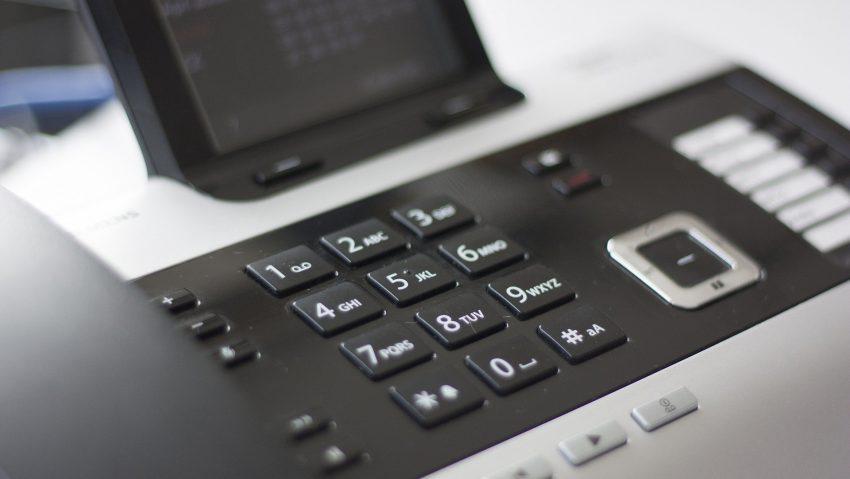 Symbolbild Telefon.