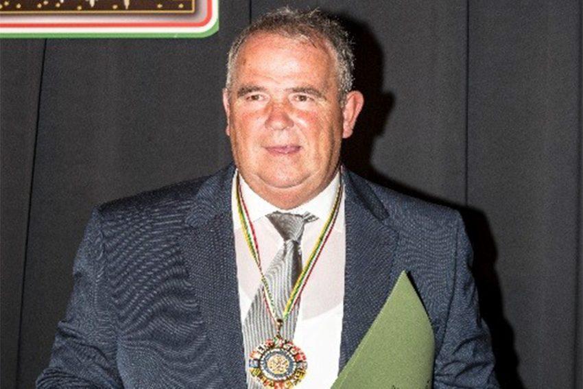 Klaus Mahne.