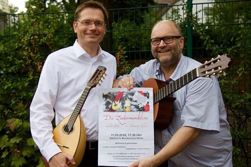 Das Mülheimer Zupforchester