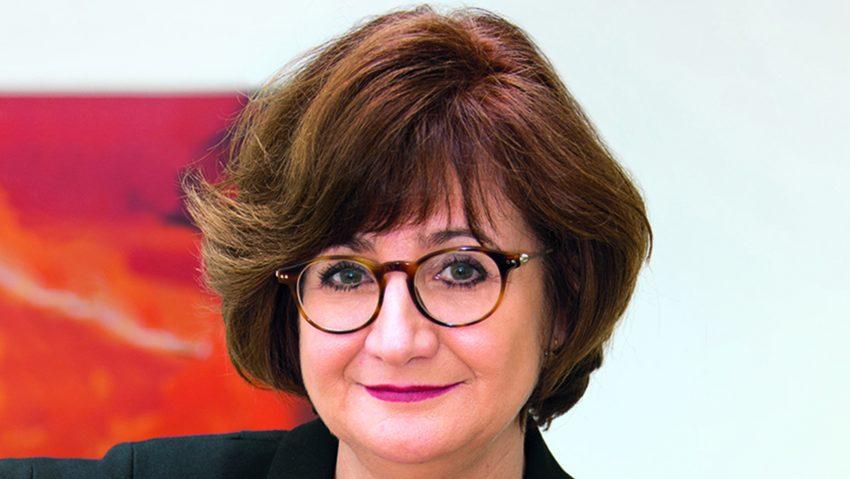 Bettina am Orde, Vorsitzende der Geschäftsführung der Deutschen Rentenversicherung Knappschaft-Bahn-See und Kassenchefin der Knappschaft.