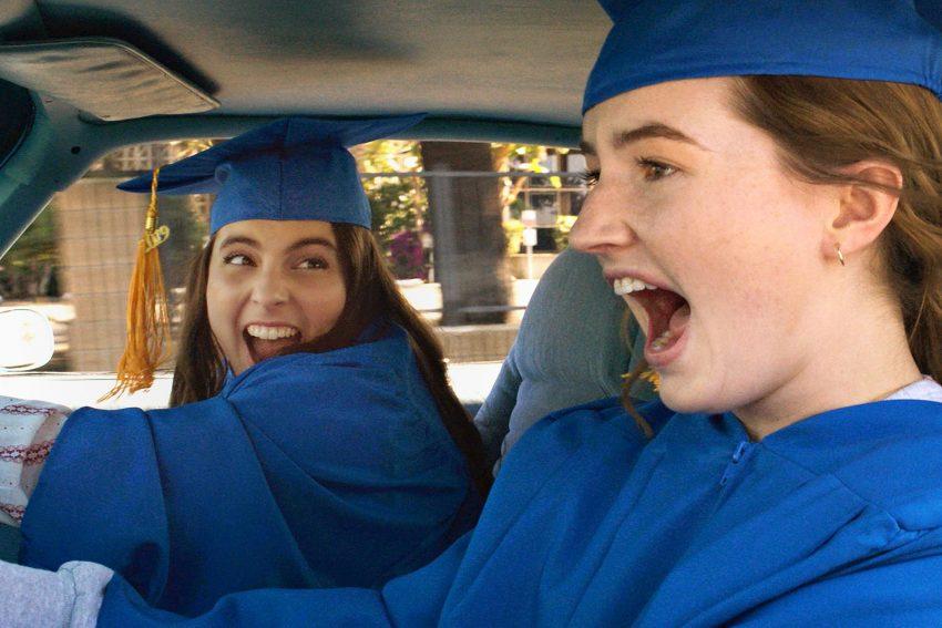 Girlpower pur: Molly (Beanie Feldstein) und Amy (Kaitlyn Dever).