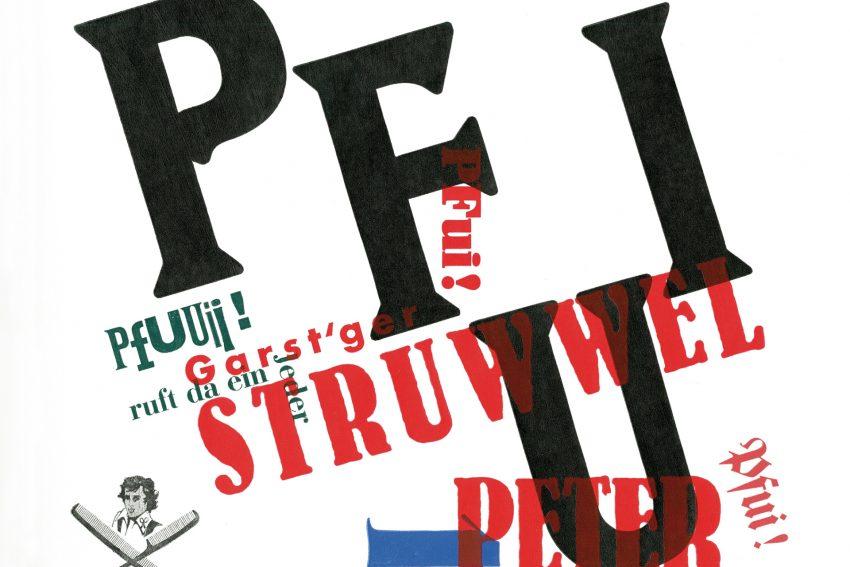 Hans Witte: Der typographische Struwwelpeter.
