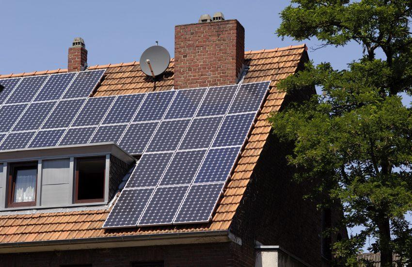 Photovoltaik-Anlagen produzieren umweltfreundlichen Strom.