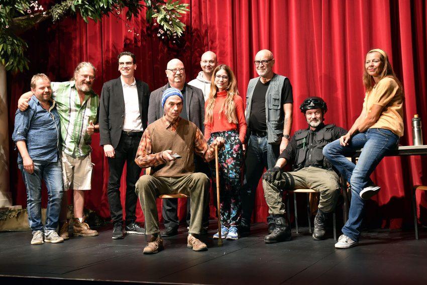 Das Mondpalast-Ensemble: Das Phantom vom Oppa.