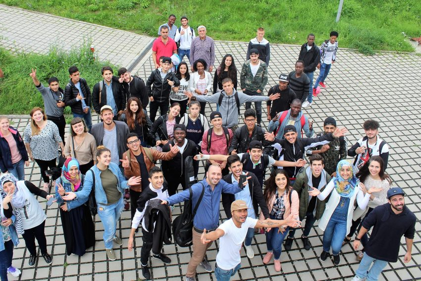 Summerschool beim DLRG.