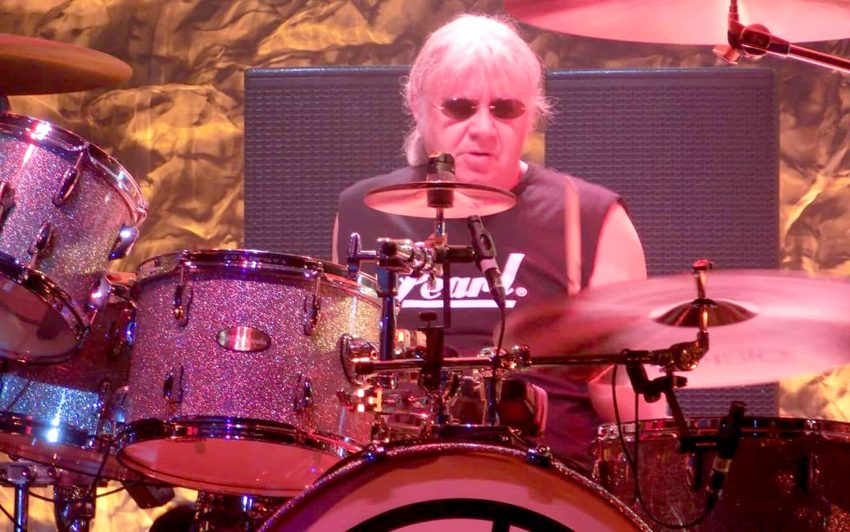Ian Paice (Deep Purple) featuring Purpendicular.