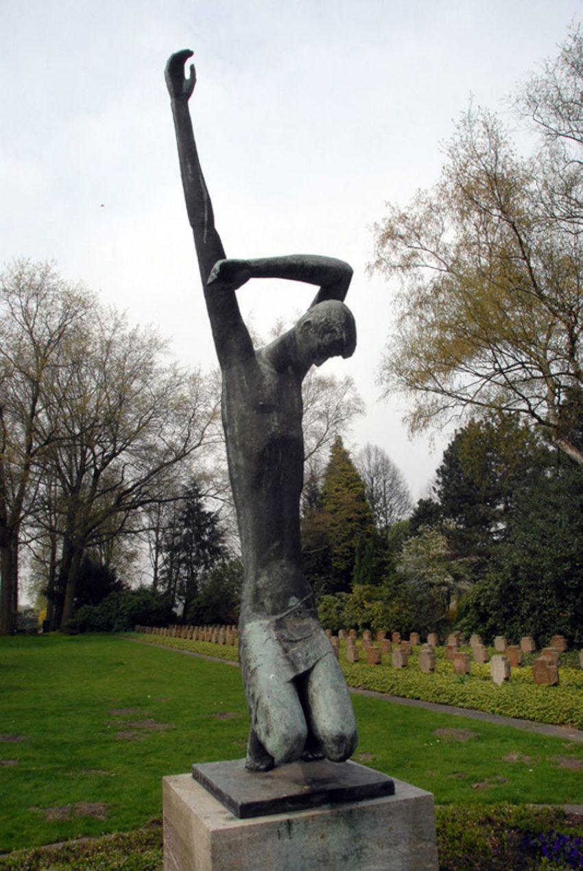 Denkmal für Kriegsopfer.