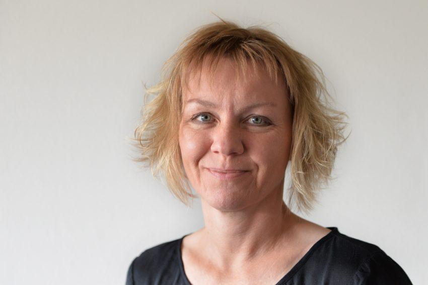 Bianca Hudziak - Team Wahlen im Fachbereich Stadtentwicklung.