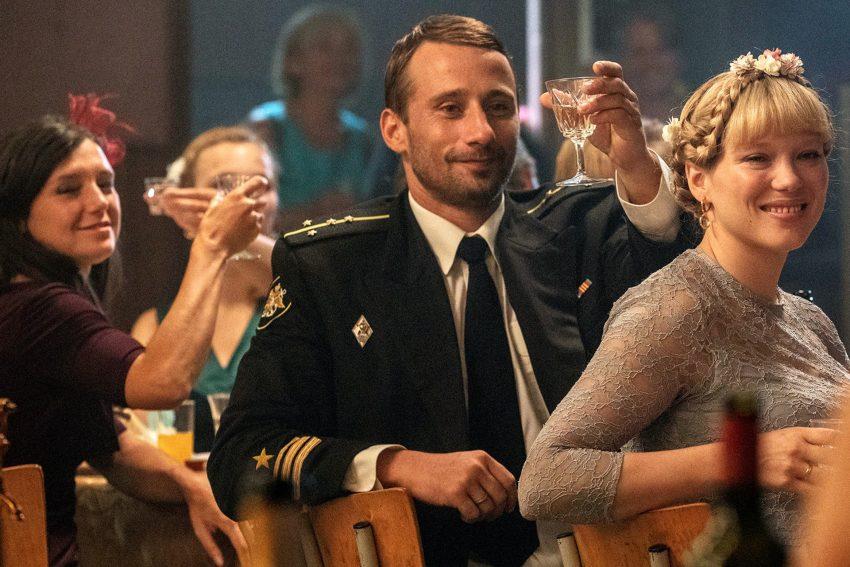 Neu im Kino: Kursk. Matthias Schoenaerts und Lea Seydoux.