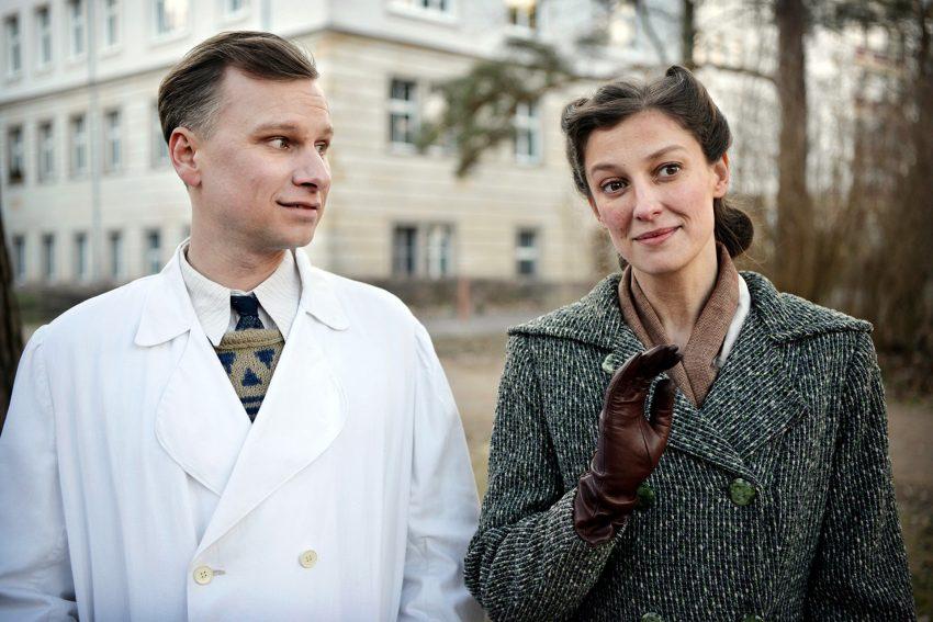 Robert Stadtlober und Alexandra Maria Lara.