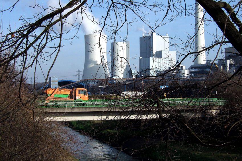 Steag Kraftwerk Baukau