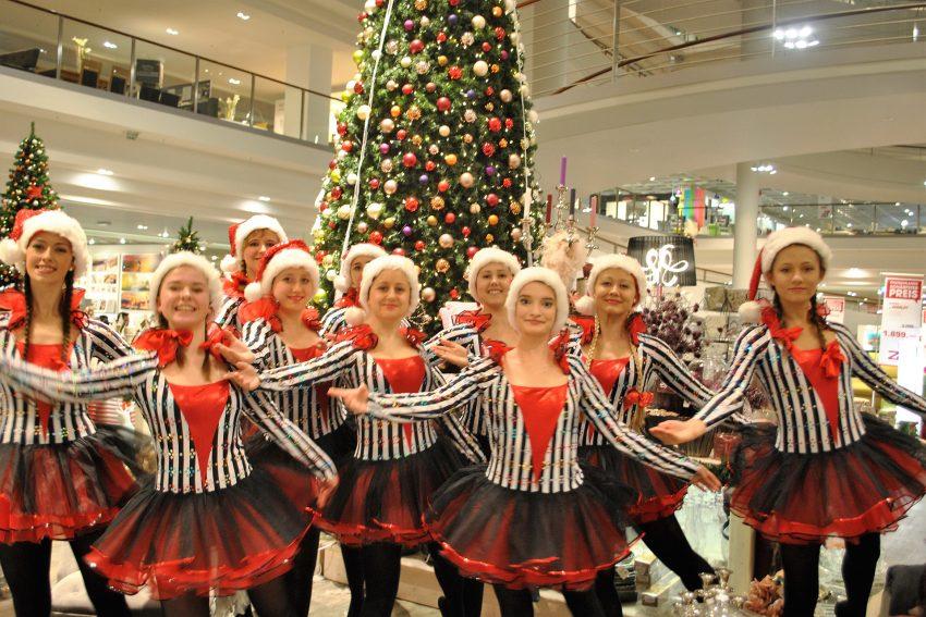 Weihnachten mit den Trixis.