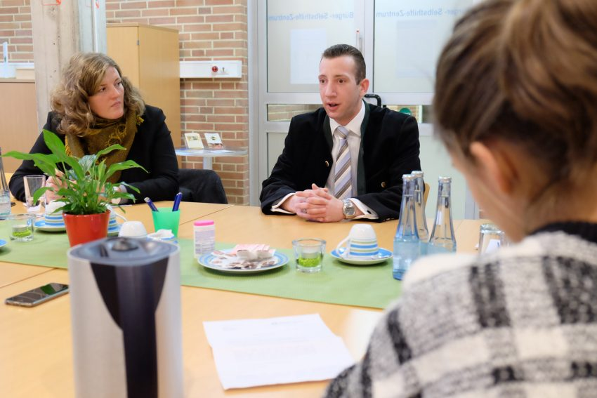 Pressekonferenz: Im falschen Körper geboren - Till Christian Kaiser.