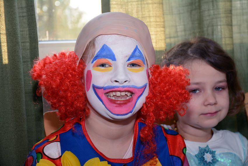 Kinderkarneval im Kaplan-Prassek-Heim.