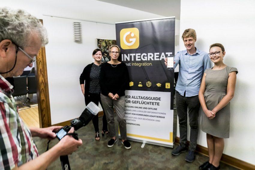 Neue Integrations-App bietet Infos für Herner Neubürger.
