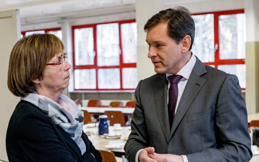 Frank Dudda zu Besuch in Bochum.