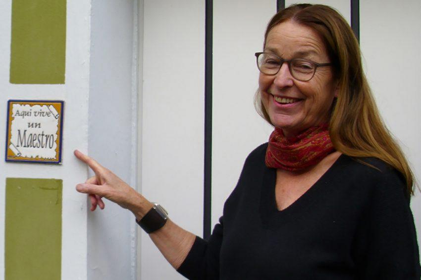 Claudia Buckup-Schlieker.