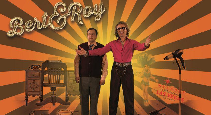 Bert & Roy.