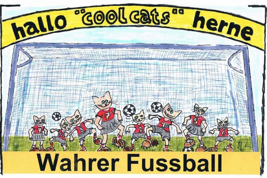 Fußball EM der Grundschulen.