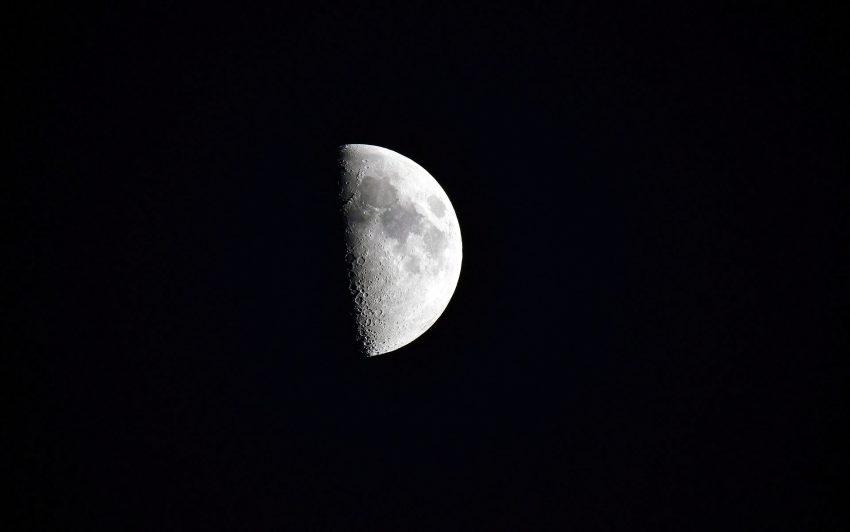 Der Mond von Wanne-Eickel.