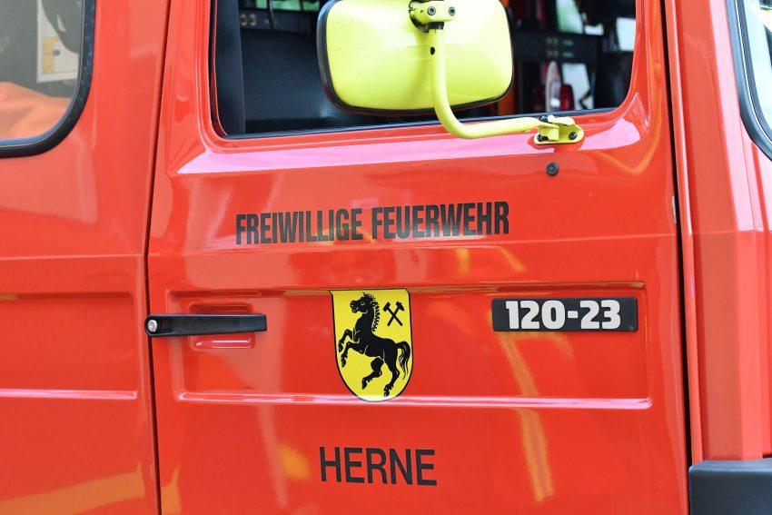 Fahrzeug der Freiwilligen Feuerwehr Herne