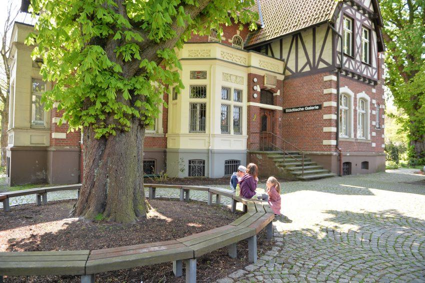 Städtische Galerie im Strünkede Park.