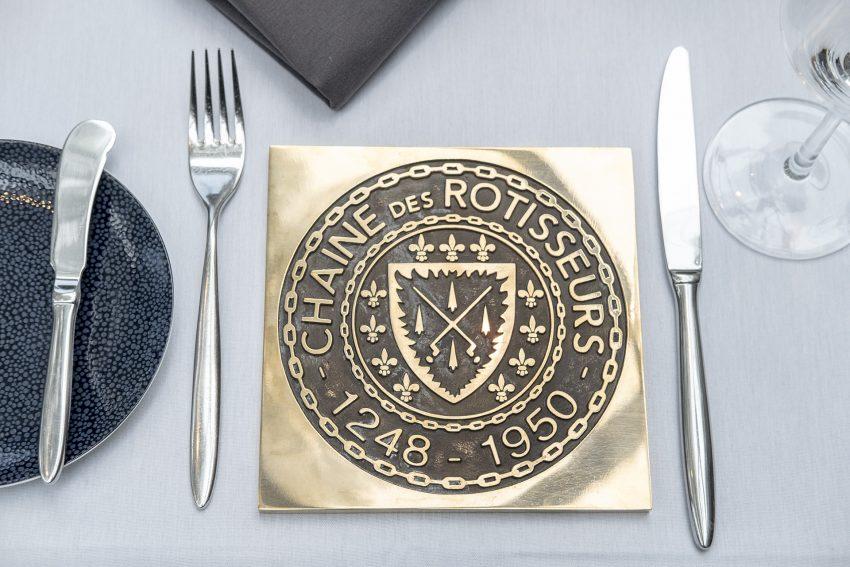 Die Gute Stube ist jetzt Mitglied der Chaine des Rotisseurs - eine weltweite Vereinigung von Feinschmeckern und Gastronomen.