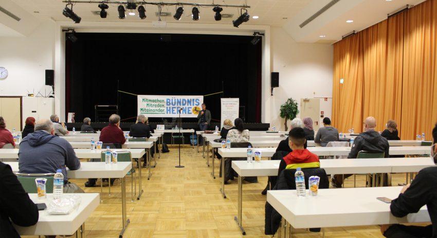 Die Islamische Gemeinde Röhlinghausen und das Herner Bündnis sprechen übers Demokratieverständnis