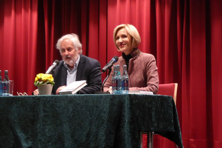 Autorenpaar Christian Nürnberger / Petra Gerster zu Gast in der VHS Herne.