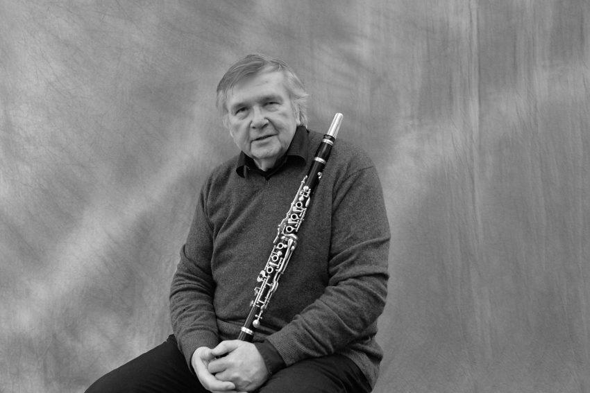 Theo Jörgensmann - Klarinettist von Weltrang.