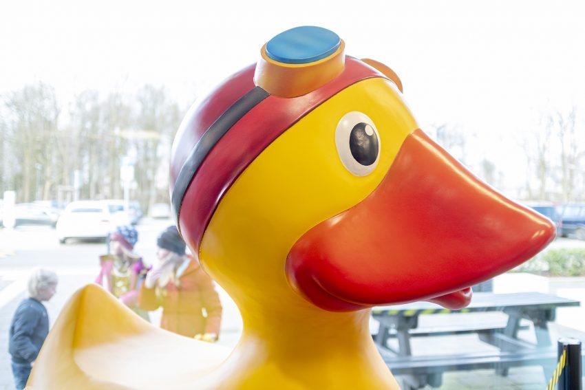 Wiederöffnung des Freizeitbad Wananas in Herne (NW), am Samstag (15.02.2020).