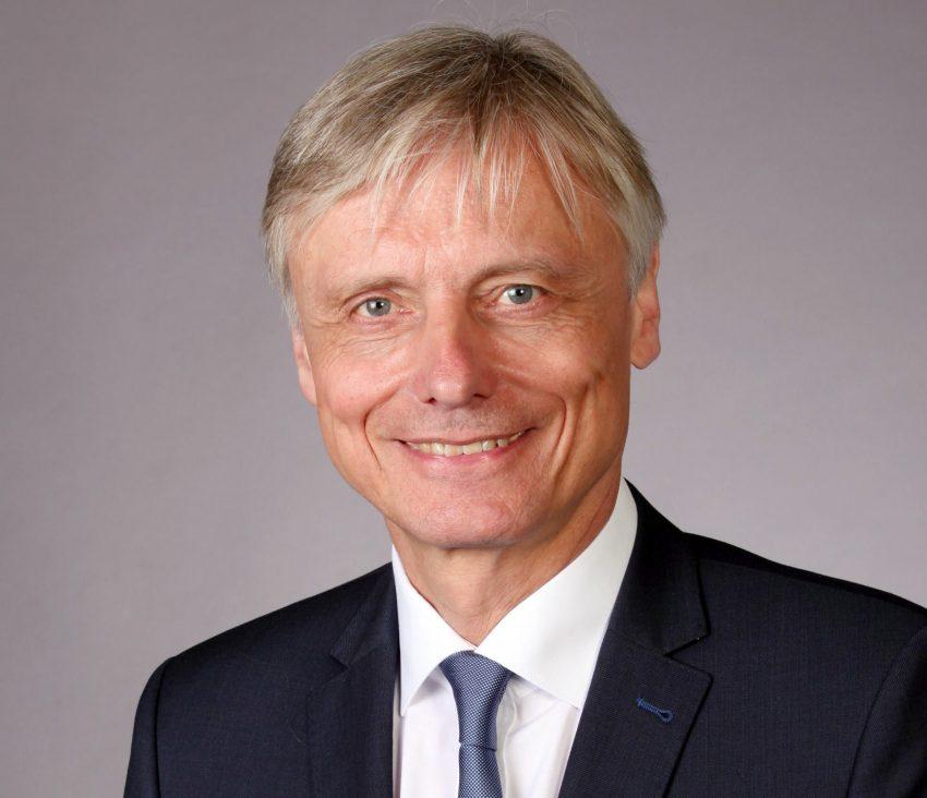 LWL-Sozialdezernent Matthias Münning.