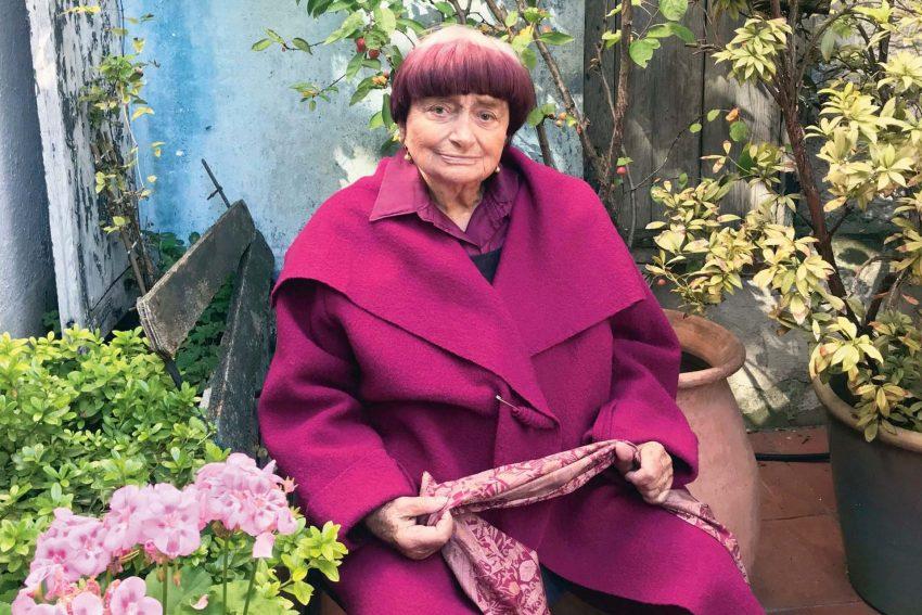 Absolute Ausnahme-Künstlerin: Agnès Varda.