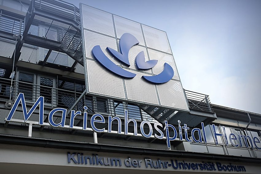 Marien-Hospital Herne.