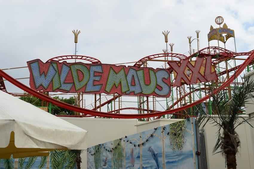 Wilde Maus XXL