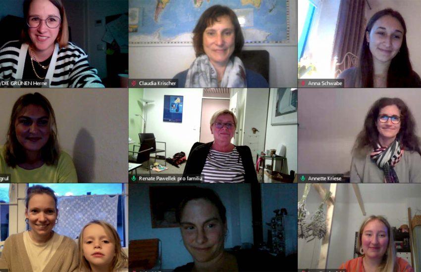Der Treffen der OAK Frauen.