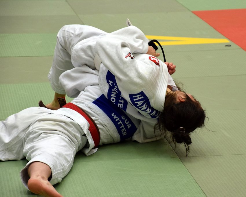 U 18 Judo DM im Sportpark Eickel.