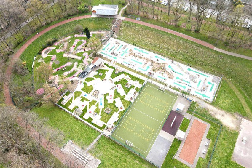 Der Fun Park in Eickel.