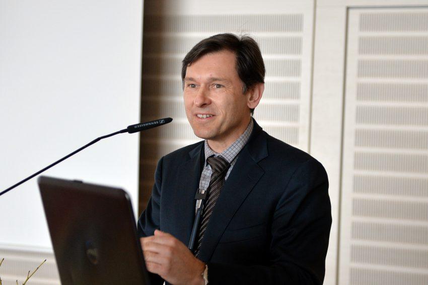 Dr. Frank Dudda.