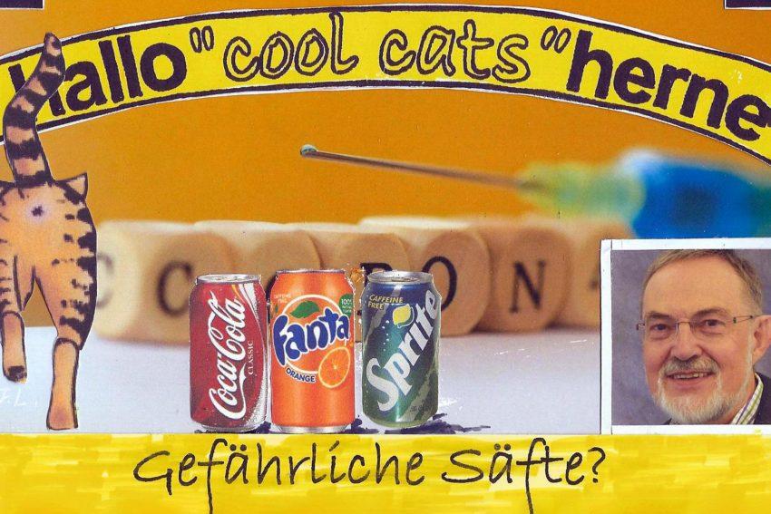 Haben Cola, Fanta und Sprite Corona?