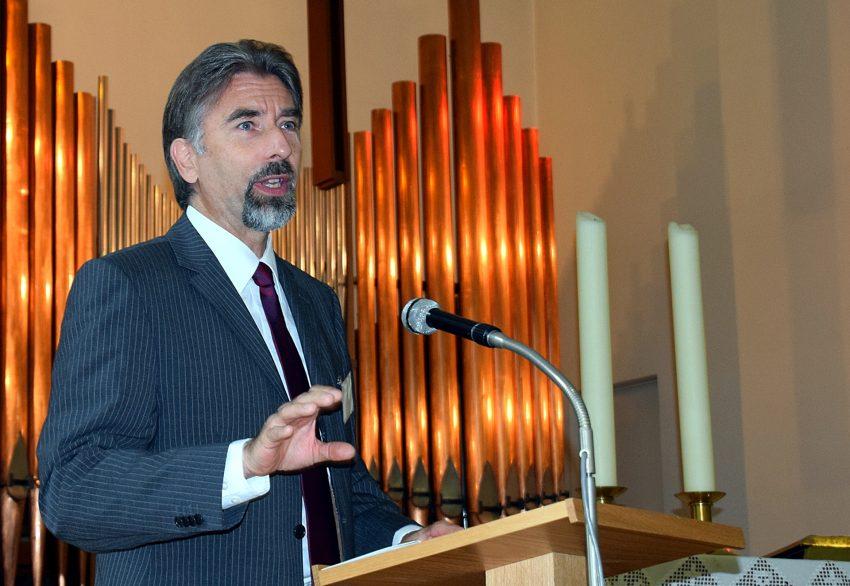 Superintendenten Reiner Rimkus.