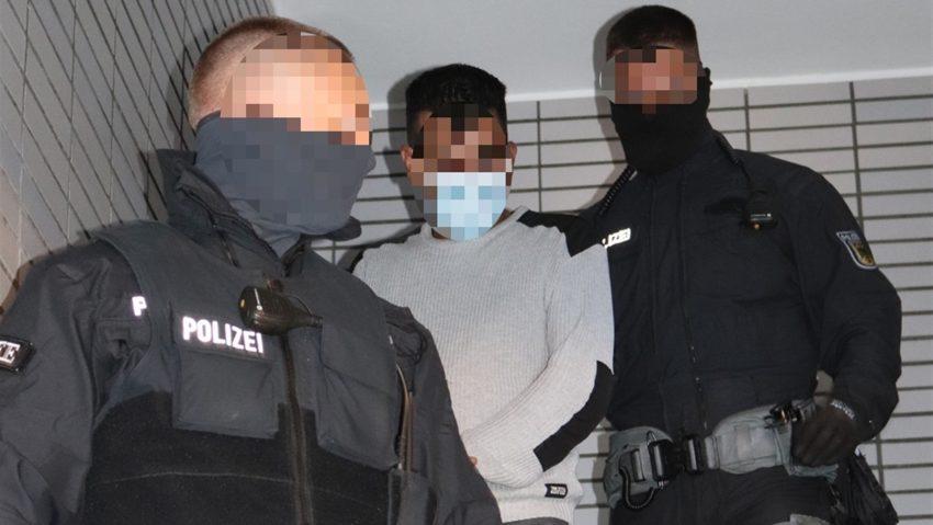 Die Bundespolizei nahm unter anderem in Herne dringend Verdächtige einer möglichen Schleuserbande fest.
