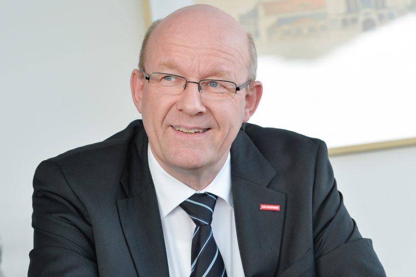 Berthold Schröder - Präsident der Handwerkskammer (HWK) Dortmund.