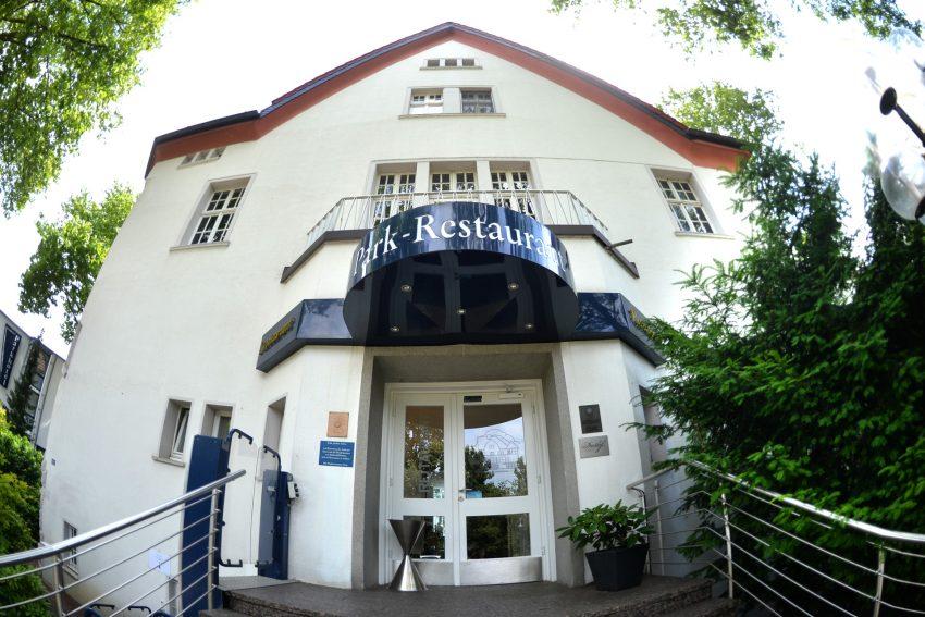 Parkrestaurant Herne, Schäferstraße.