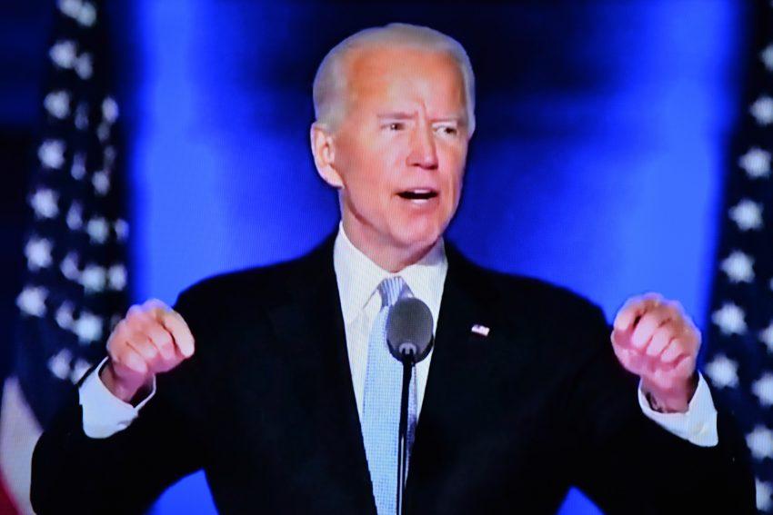 Joe Biden - der 46. Präsident der USA.